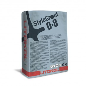 StyleGrout 0-8