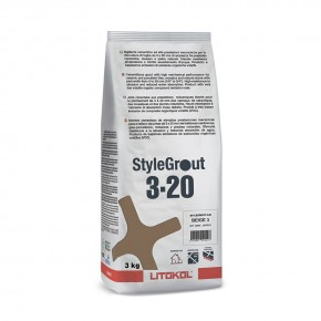 StyleGrout 3-20