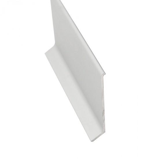KAS - Battiscopa in alluminio (autoadesivo)
