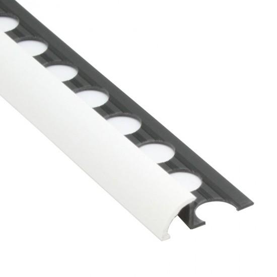 Profilo arrotondato PVC ECO