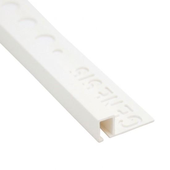 Profilo quadrato in PVC
