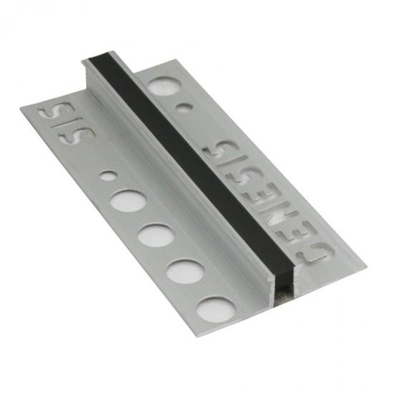 Aluminium movement joint - medium duty