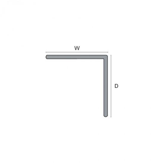 PVC retro-fit corner protector