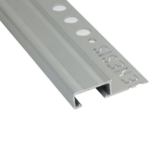 Aluminium tile-in