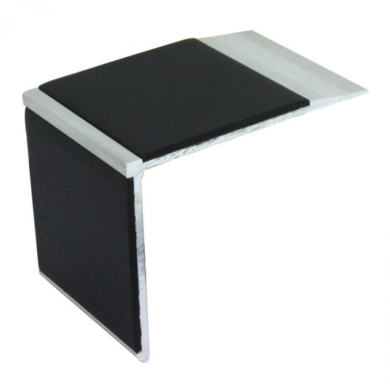 Thin aluminum terminal for steps