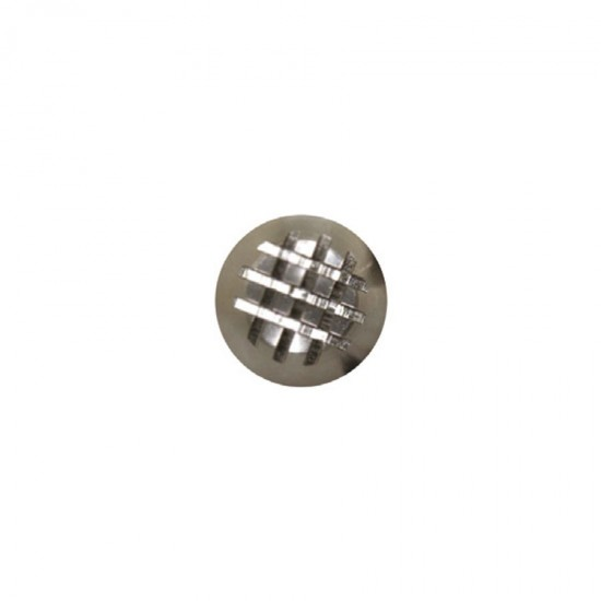 Pathway stainless steel crosshtach tactile - shanked