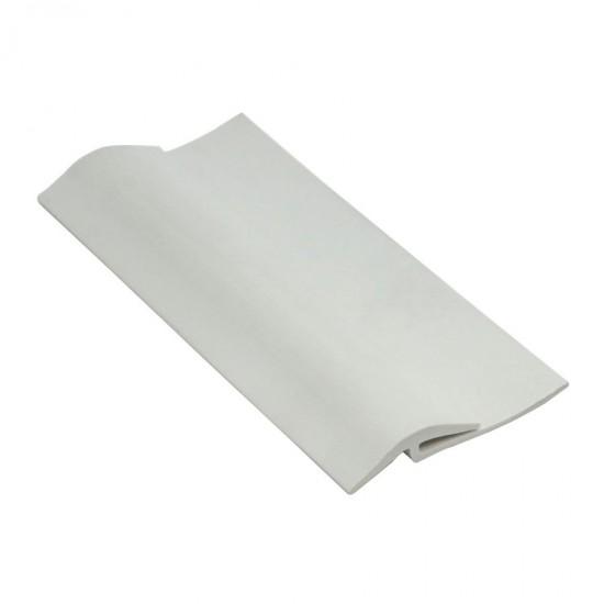 PVC capping strip