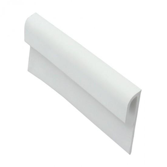 PVC edge cap strip