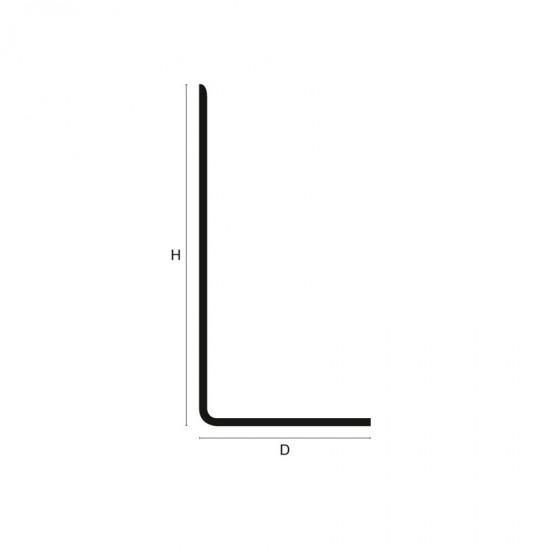 Battiscopa flessibile in PVC