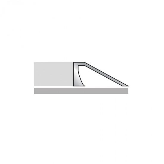 Brassed ramp
