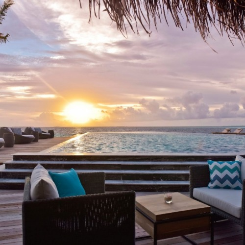 Alle Maldive un luxury resort a 5 stelle
